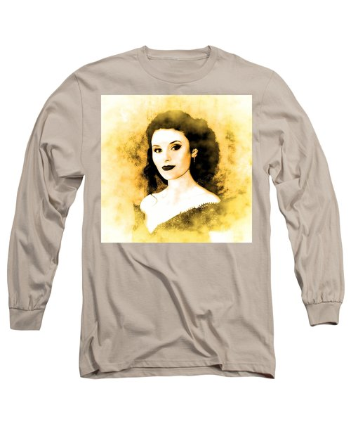 Beauty Long Sleeve T-Shirt
