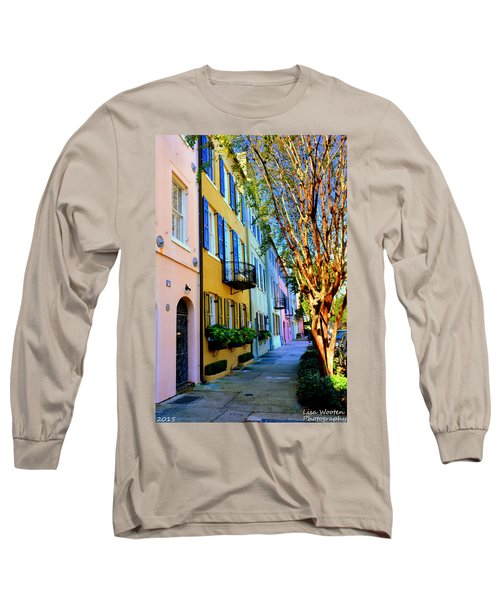 Beauty In Colors Long Sleeve T-Shirt