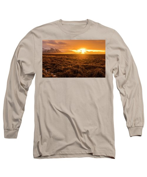 Beauty In Nature Long Sleeve T-Shirt