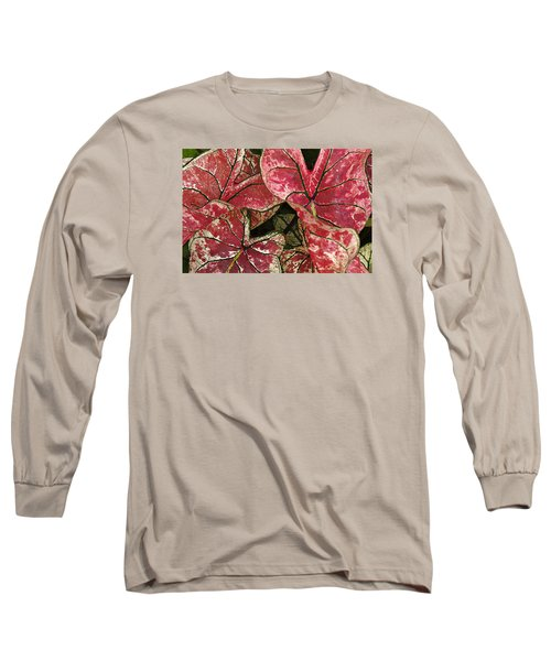 Long Sleeve T-Shirt featuring the photograph Beauty In The Eye Of The Beholder by Susan Crossman Buscho