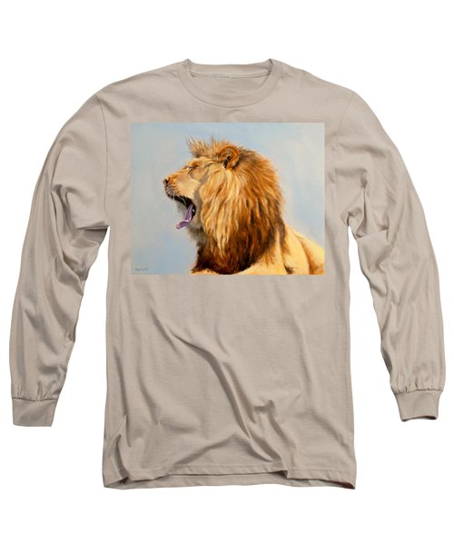 Bed Head - Lion Long Sleeve T-Shirt