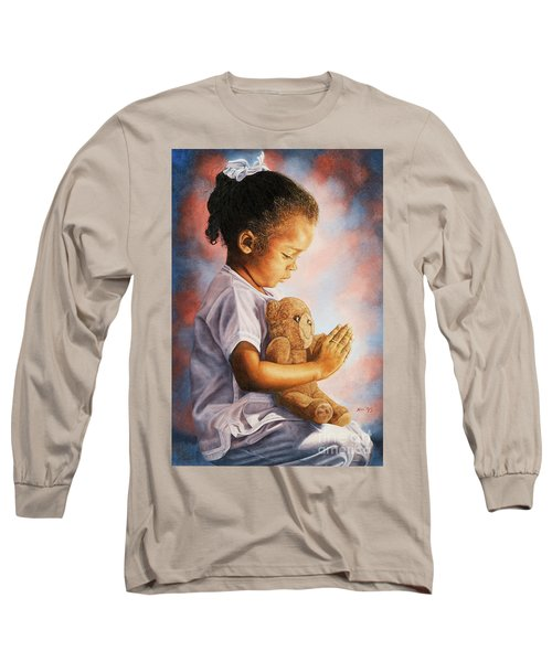 Bed Time Long Sleeve T-Shirt