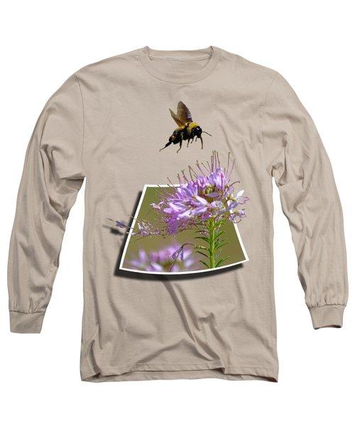 Bee Free Long Sleeve T-Shirt