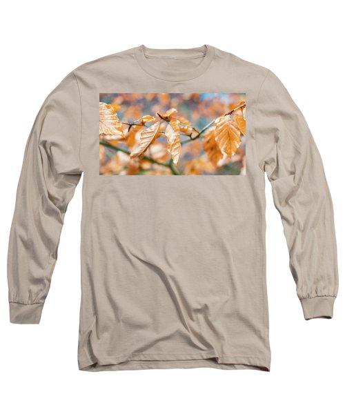Beech Garland Long Sleeve T-Shirt