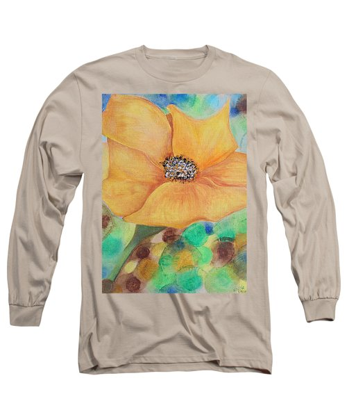 Bees Delight Long Sleeve T-Shirt