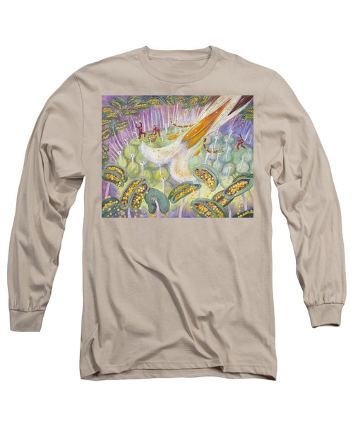 Bee's Tongue Long Sleeve T-Shirt