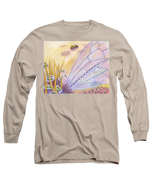 Bee's Wings Long Sleeve T-Shirt