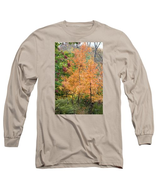 Long Sleeve T-Shirt featuring the photograph Before The Fall by Deborah  Crew-Johnson