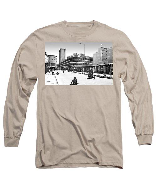 Pz, Broad Street Long Sleeve T-Shirt