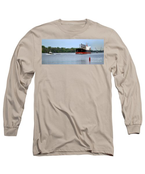Begin The Long Journey Long Sleeve T-Shirt