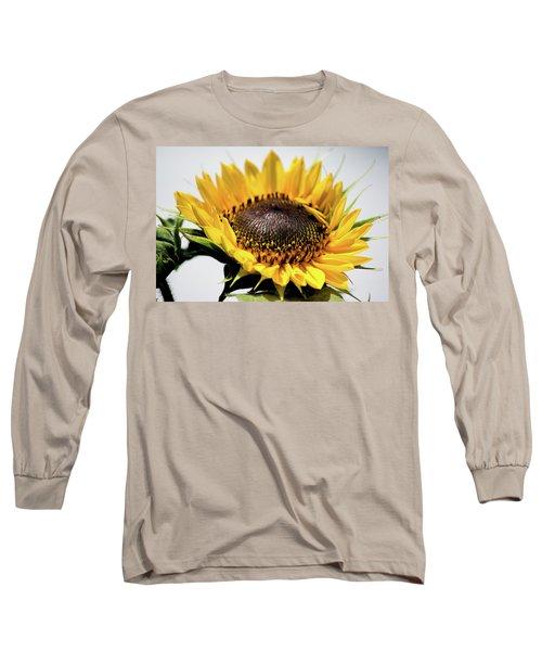 Beginning To Bloom Long Sleeve T-Shirt by Ed Waldrop