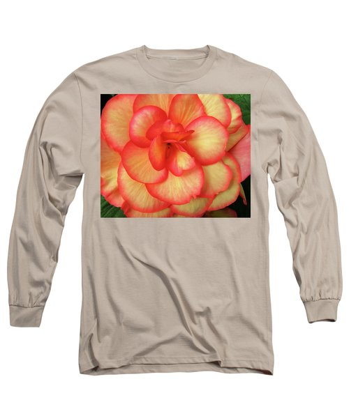 Begonia No. 1 Long Sleeve T-Shirt