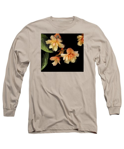 Begonias 2 Long Sleeve T-Shirt
