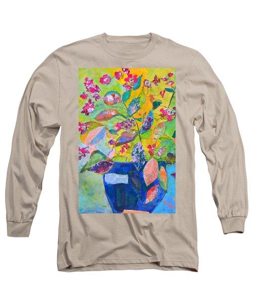 Begonias Long Sleeve T-Shirt