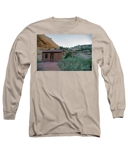 Behunin Cabin Capital Reef Long Sleeve T-Shirt