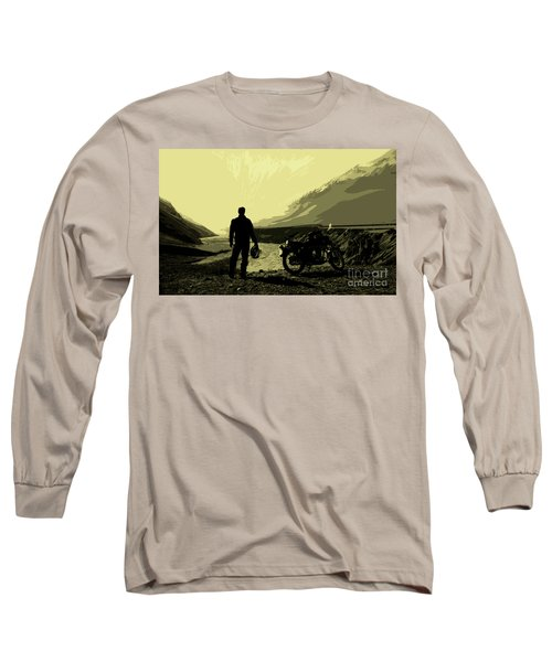 Being In The Movie II Long Sleeve T-Shirt