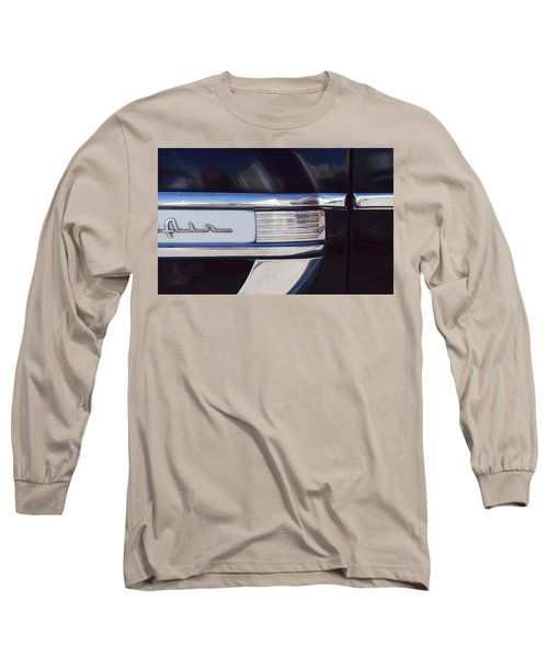 Long Sleeve T-Shirt featuring the photograph Belair by Laurie Stewart