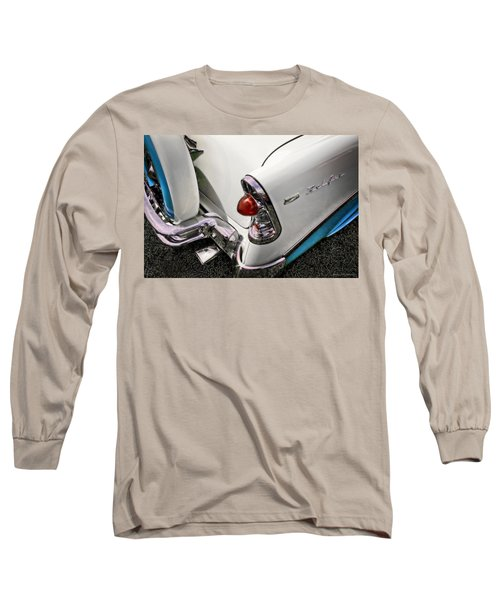 Belair  Two Long Sleeve T-Shirt by Jerry Golab