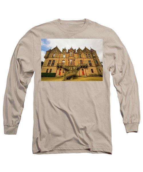 Belfast Castle Long Sleeve T-Shirt