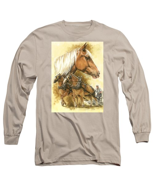 Belgian Long Sleeve T-Shirt