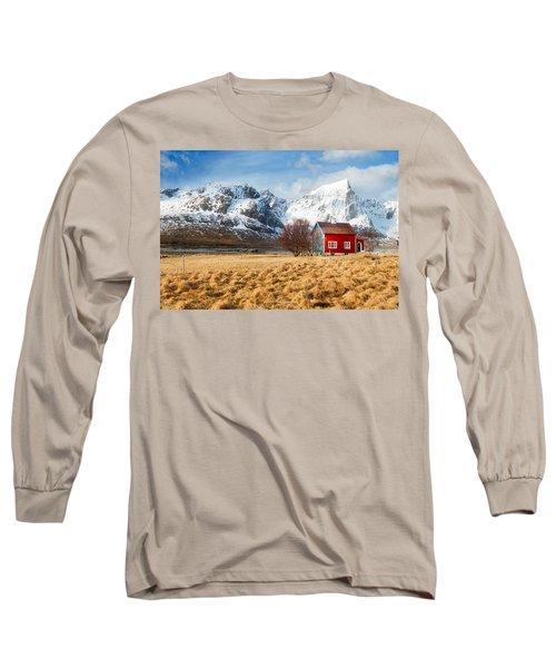 Believe It When You See It Long Sleeve T-Shirt