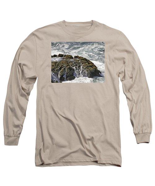 Below Salmon Creek Long Sleeve T-Shirt