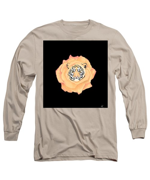 Bengal Blossom Long Sleeve T-Shirt