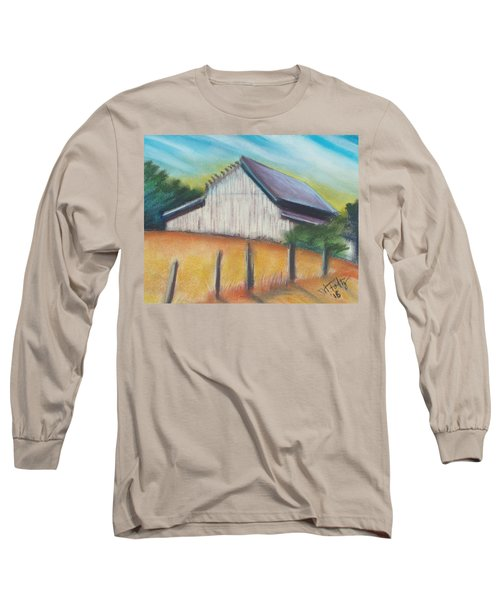 Benito Barn Long Sleeve T-Shirt