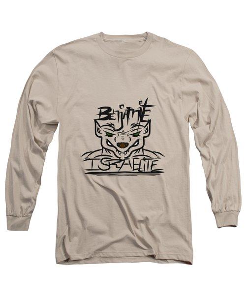 Benjamite Israelite Long Sleeve T-Shirt