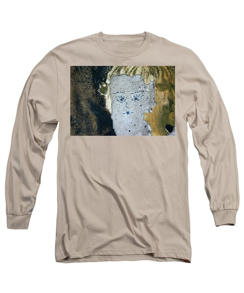 Berlin Wall Mural Long Sleeve T-Shirt
