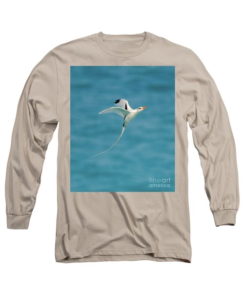 Bermuda Longtail S Curve Long Sleeve T-Shirt by Jeff at JSJ Photography