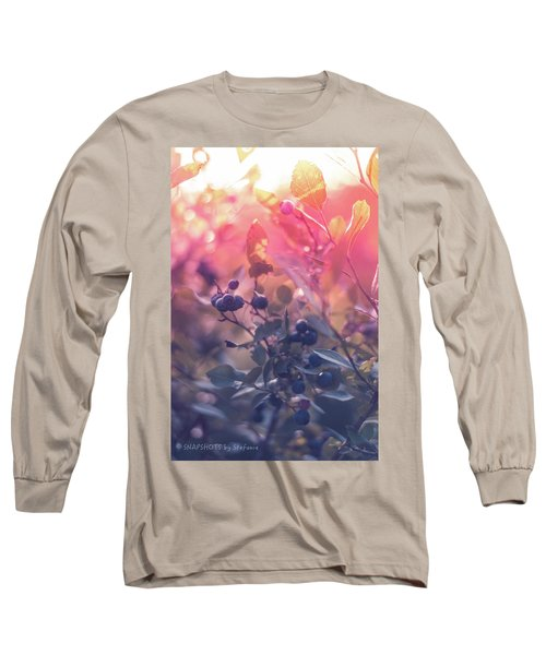 Berries In The Sun Long Sleeve T-Shirt