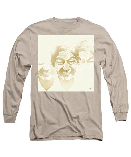 Beside Himself Long Sleeve T-Shirt