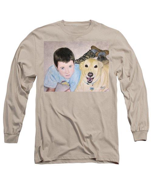 Best Buddies Long Sleeve T-Shirt