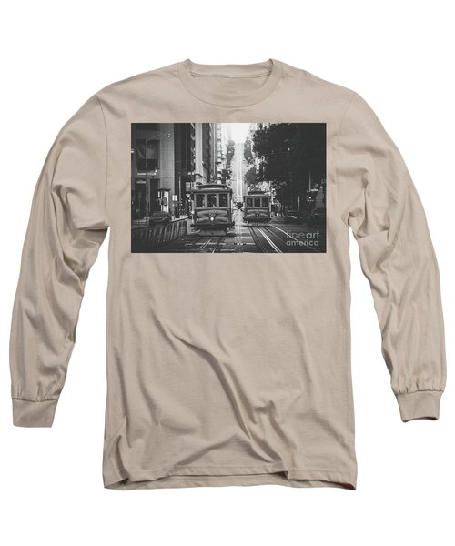 Best Of San Francisco Long Sleeve T-Shirt by JR Photography