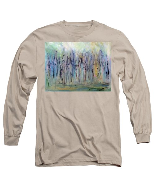 Between Horse And Men Long Sleeve T-Shirt