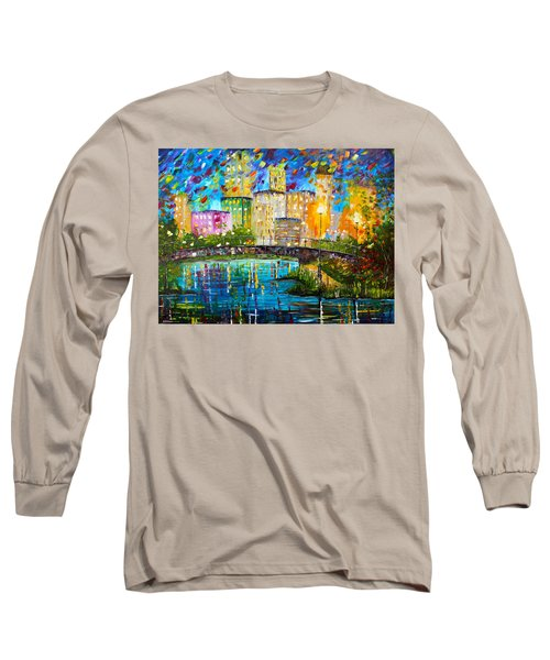 Beyond The Bridge Long Sleeve T-Shirt