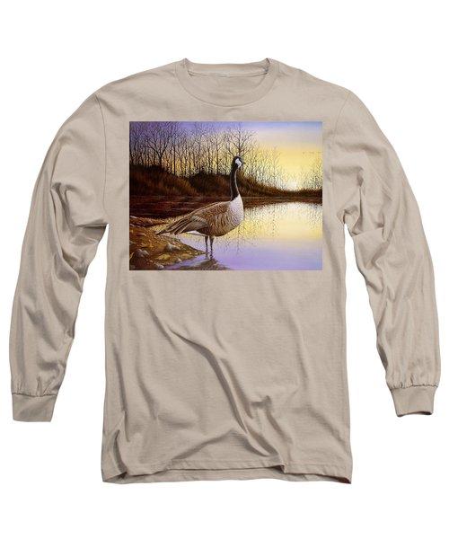 Beyond The Horizon Long Sleeve T-Shirt