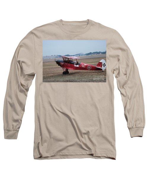 Bi-wing-2 Long Sleeve T-Shirt