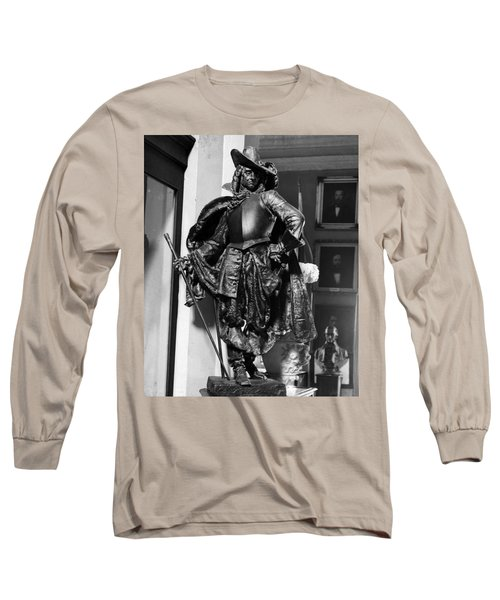 Bienville In Bronze Long Sleeve T-Shirt