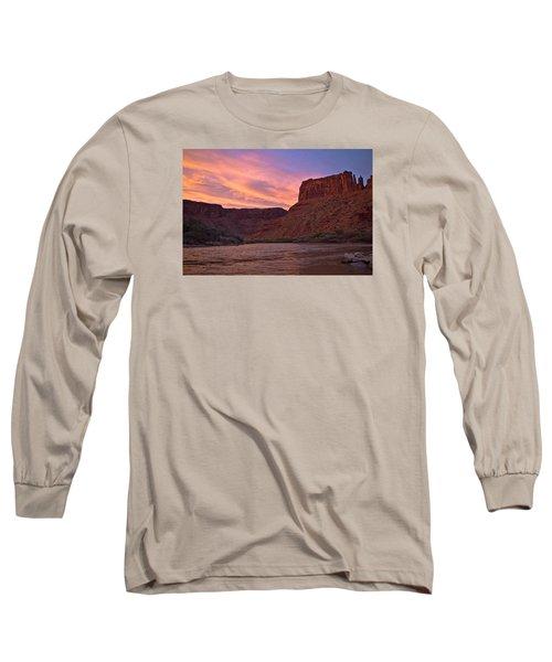 Big Bend, Utah Long Sleeve T-Shirt