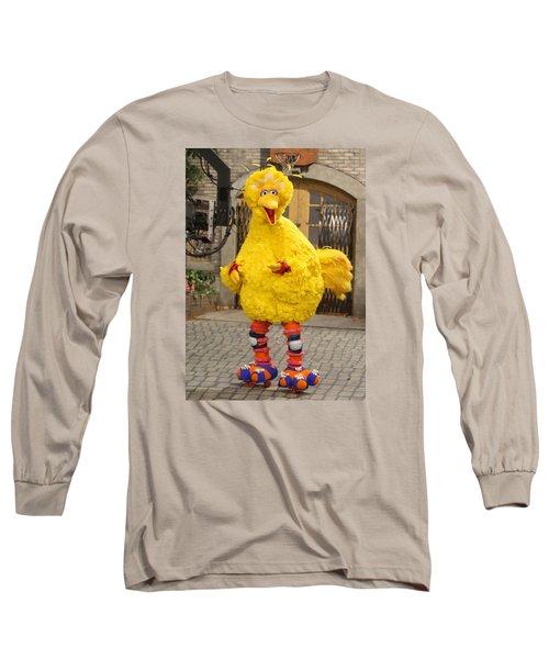 Big Bird Long Sleeve T-Shirt
