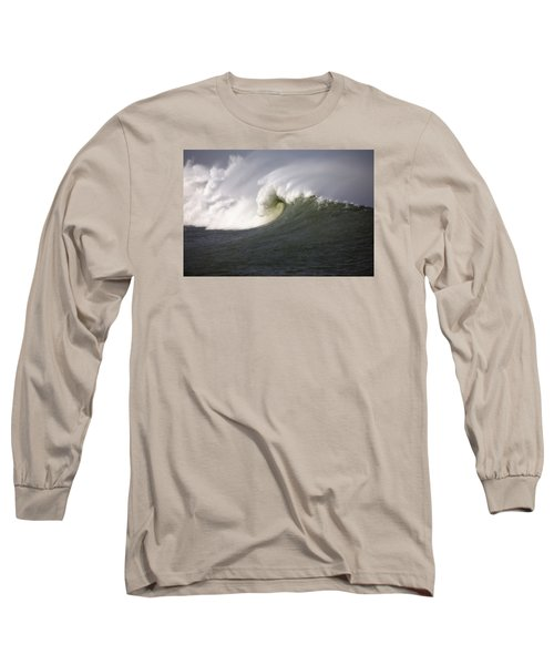 Big Waves #3 Long Sleeve T-Shirt