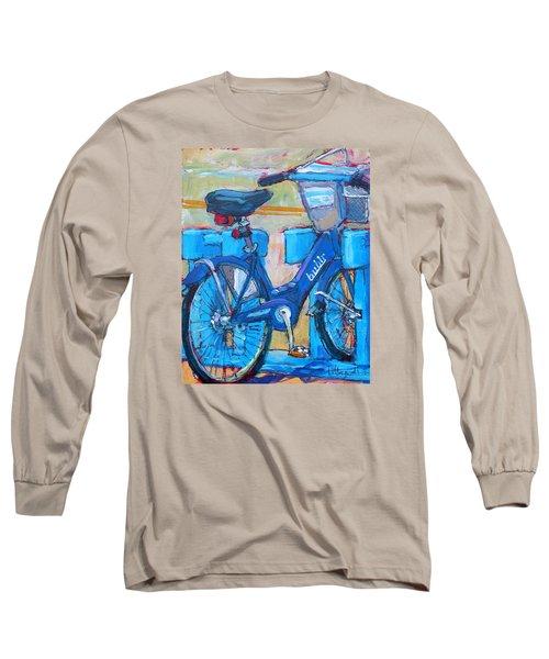 Bike Bubbler Long Sleeve T-Shirt