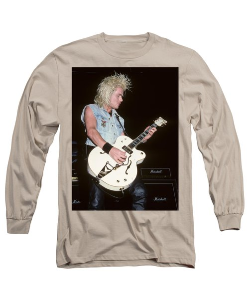 Billy Duffy Of The Cult Long Sleeve T-Shirt