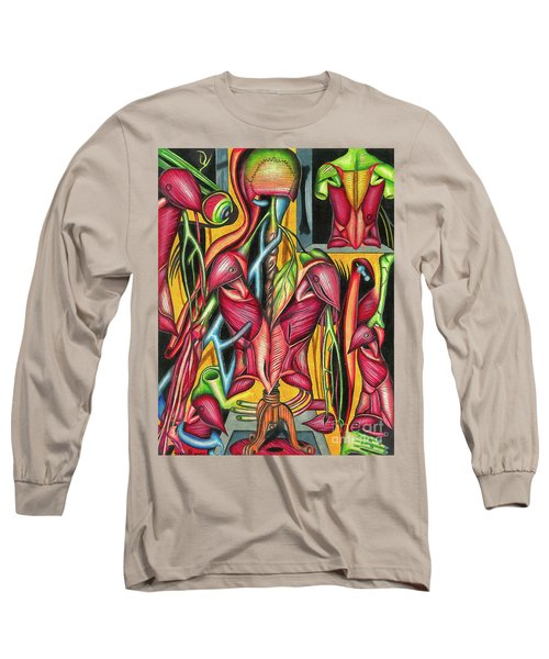 Biological Fusion Long Sleeve T-Shirt