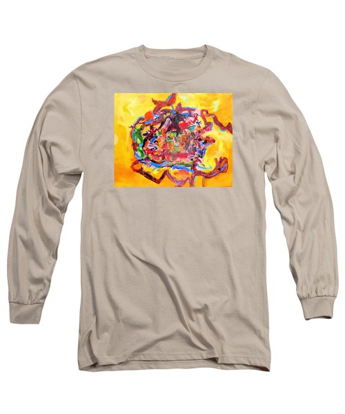 Bird City Long Sleeve T-Shirt
