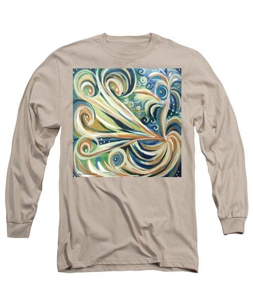 Bird Of Paradise 5 Long Sleeve T-Shirt
