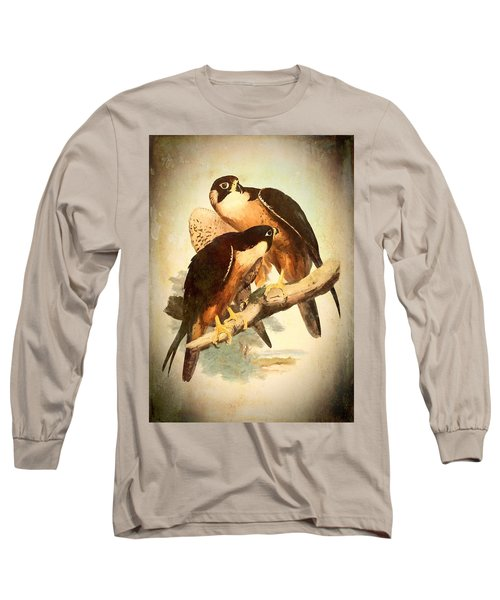 Birds Of Prey 2 Long Sleeve T-Shirt
