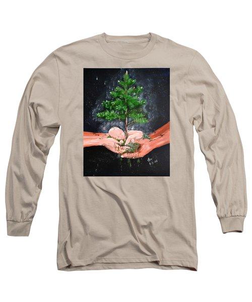Birth Of A Dream Long Sleeve T-Shirt